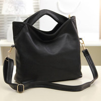 HOT!!!!  Women messenger bags leather handbags new 2015 portable messenger bag vintage shoulder bags totes crossbody bags = 1747132036