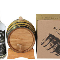 Black Button Barrel Aging Kit at Caskers