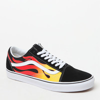 Vans Flame Old Skool Shoes at PacSun.com