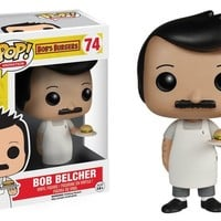 Funko Pop ANIMATION: BOB'S BURGERS BOB 74 6465