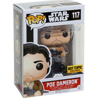 Funko Star Wars: The Force Awakens Pop! Poe Dameron Vinyl Bobble-Head Hot Topic Exclusive