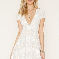 Lace Babydoll Dress