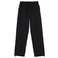Nylon Bungee Pant in Black