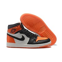 Air Jordan 1 Retro Satin ¡°Shattered Backboard¡±