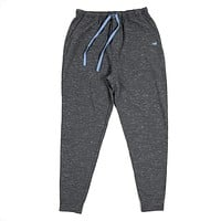 Hearth French Terry Lounge Pants in Midnight Gray by Southern Marsh