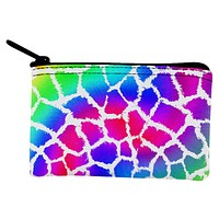 Show Your Colors Spots Gay Pride Rainbow Coin Purse