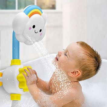 Bath Toys for Kids Baby Water Game Clouds