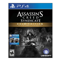 Assassin's Creed Syndicate (Gold Edition) PS4 Video Game