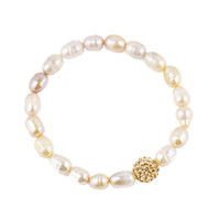 Natural Fresh Water Pearl Bracelet for Women