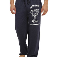 Harry Potter Triwizard Tournament Guys Pajama Pants