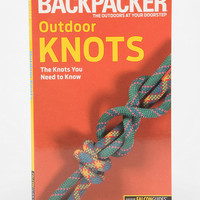 Backpacker Magazines Outdoor Knots By Clyde Soles