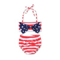 Childrens Swimsuit Cute Toddler Kids Baby Girls Child Bikini Swimwear  Bathing Suit Beach Cute KO_25_2