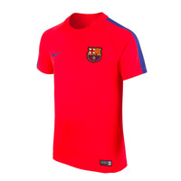 Nike Barcelona Dri Fit Squad Training Shirt