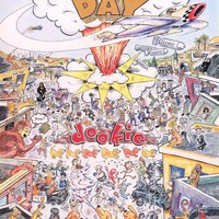 Green Day Dookie Album Cover Poster 24x36