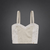 First Point Cropped Cami