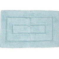 Kassadesign Bath Rug | Robins Egg Blue