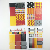 ECLP | Harry Potter Weekly Planner Kit | 140 stickers