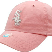 Chicago White Sox MLB Pink Floyd Women's Buckle Back Slouch Cap