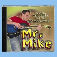 The Kids The Animals And The Troublemakers CD by MrMikeTV on Zibbet