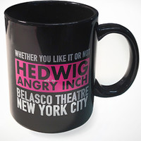 Broadway Merchandise Shop: Broadway Souvenirs and Apparel > Souvenirs > Hedwig Coffee Mug