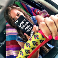 Drink and Text Phone Case