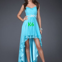 Chiffon Bridesmaid Prom Dress Wedding Formal Cocktail Party Dresses Evening Gown