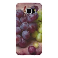 Grapes Red And Green Samsung Galaxy S6 Cases