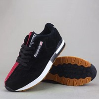Trendsetter Reebok Classic Lthr Klsp  Women Men Fashion Casual Sneakers Sport Shoes