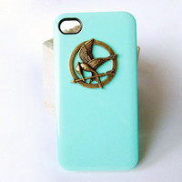 Iphone 4/4S case  mockingbird iphone 4 case by LYlord on Etsy