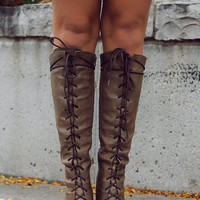 Strut In Style Boot