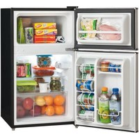 Frigidaire 3.1 cu. ft. Mini Refrigerator in Silver Mist, ENERGY STAR-FFPS3122QM - The Home Depot