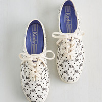 Quirky Wheel and Zeal Sneaker