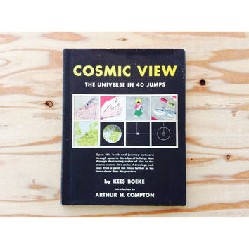 Cosmic View / The Universe in 40 Jumps(Powers of Ten) - CATALOG&BOOKs - Yahoo!ショッピング