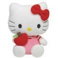 Ty Hello Kitty - Red Apple