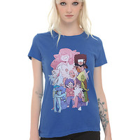 Steven Universe Be Wherever You Are Girls T-Shirt