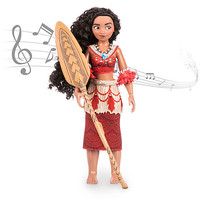 Disney Moana Singing Feature Doll Set - 11'' | Disney Store