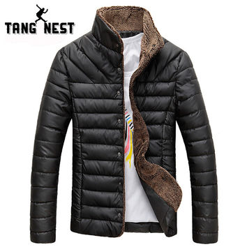Casual Single Breasted Men Jacket
