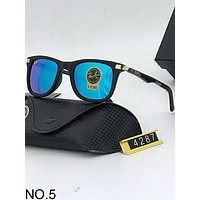 Ray-Ban 2018 new men and women with the same paragraph leisure sunglasses F-A-SDYJ NO.5