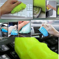 Brand New Car Keyboard Cleaning Tool Gel Magic Innovative Super Dust Clean High Tech Cleaning Compound Gel