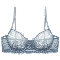 All Lace Underwire Bra