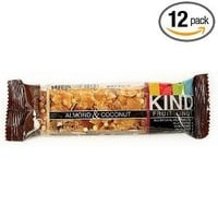 Kind Bar, Almond & Coconut, 1.40-Ounce (Pack of 12)