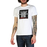 Versace Jeans - Men's Graphic Brand Name T-Shirt