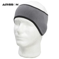 New Outdoor Sports Fleece Hair Ear Band Motorcycle Winter Warm Ski Snowboard Hood Windproof Cap Bicycle Bike Thermal Balaclavas