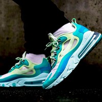 Nike Air Max 270 React Women Men Casual Sport Running Shoes Sneakers