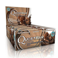 Quest Nutrition Double Chocolate Chunk Quest Bars, 12 Bars