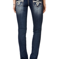 Rock Revival Kayla Skinny Cut Jeans