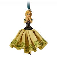 Disney 2018 Frozen Anna Sketchbook Ornament New with Tags