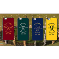Harry Potter Inspired, Quidditch House Teams, Custom Phone Case for iPhone 4/4s, 5/5s, 6/6s+ and iPod Touch 5