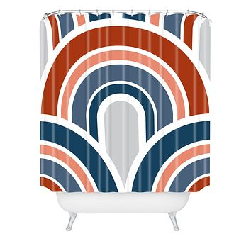 Caroline Okun Independence Shower Curtain