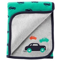 Just One You™Made by Carter's® Newborn Boys' Car Blanket